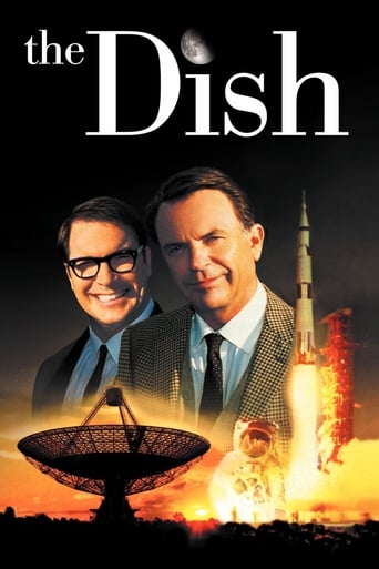 Poster of La luna en directo (The Dish)