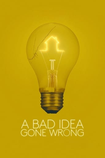 Poster of A Bad Idea Gone Wrong