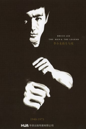 Poster of Bruce Lee: The Man and the Legend