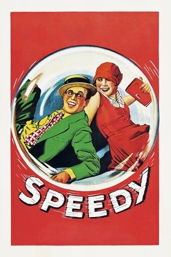 Poster of Speedy