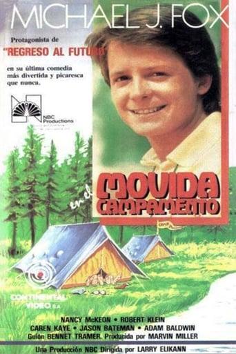 Poster of Movida en el campamento