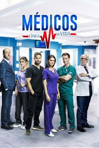 Poster of Médicos, línea de vida
