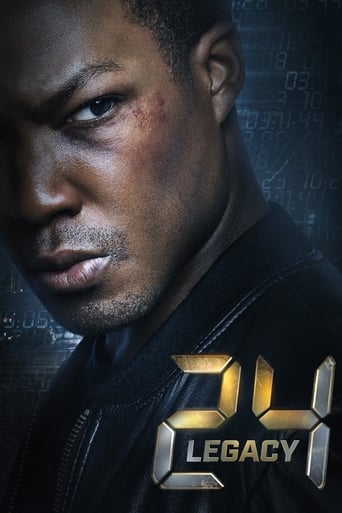 Poster of 24: Legacy