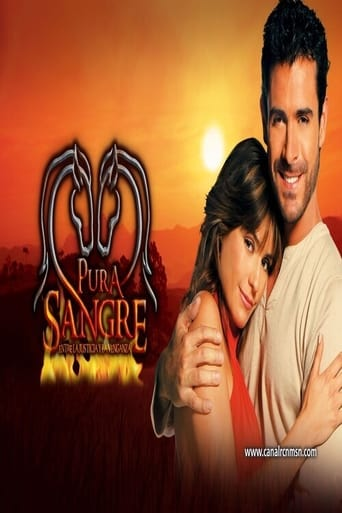 Poster of Pura Sangre