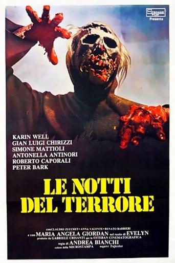 Poster of Noci hrůzy
