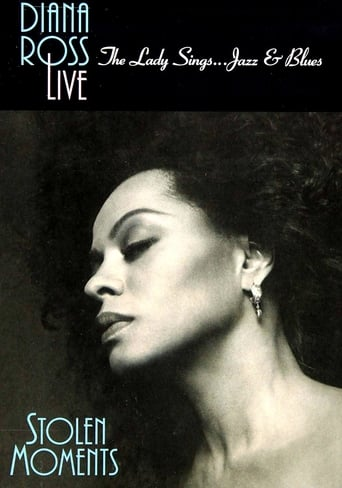 Poster of Diana Ross: The Lady Sings Jazz and Blues