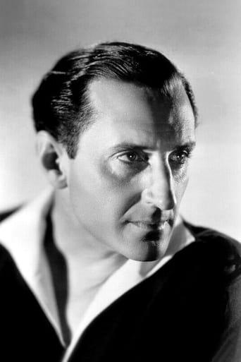 Image of Basil Rathbone