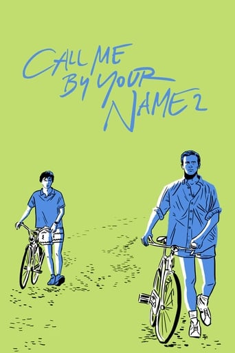 Call Me by Your Name Sequel poster