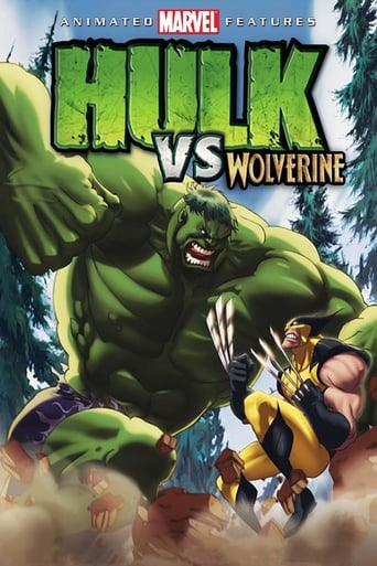 Poster of Hulk vs. Wolverine