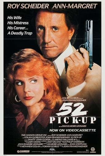 Poster of 52 Pick-Up