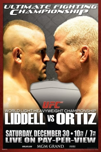 Poster of UFC 66: Liddell vs. Ortiz