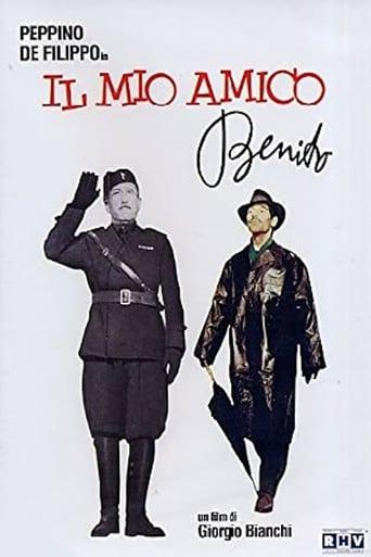 Poster of Il mio amico Benito