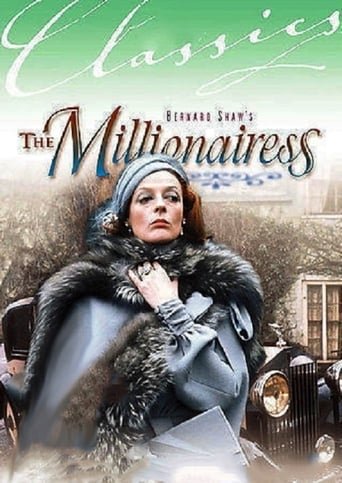 The Millionairess poster