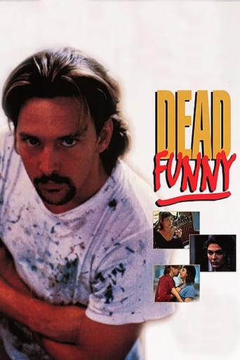 Poster of Dead Funny