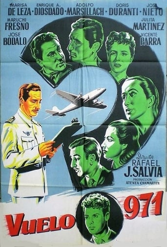 Poster of Vuelo 971