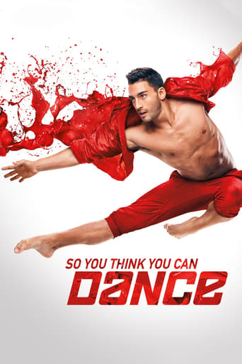 Poster of So You Think You Can Dance