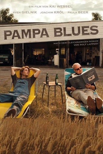 Poster of Pampa Blues