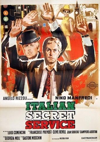 Poster of Italian Secret Service