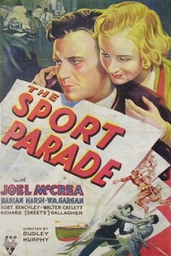 Poster of The Sport Parade