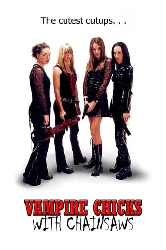 Poster of Vampire Chicks with Chainsaws