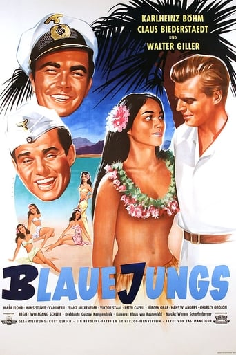 Poster of Blaue Jungs