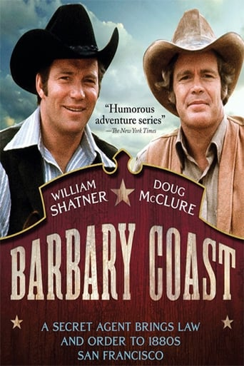 Poster of Barbary Coast