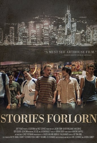 Poster of Stories Forlorn
