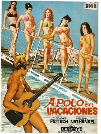 Poster of Apollo Goes on Holiday