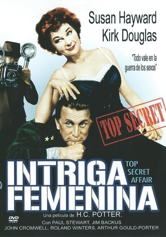 Poster of Intriga femenina