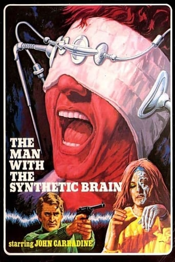 Poster of The Fiend with the Electronic Brain