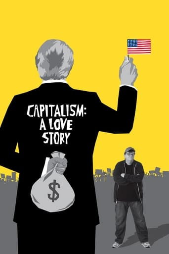 Poster of Capitalism: A Love Story