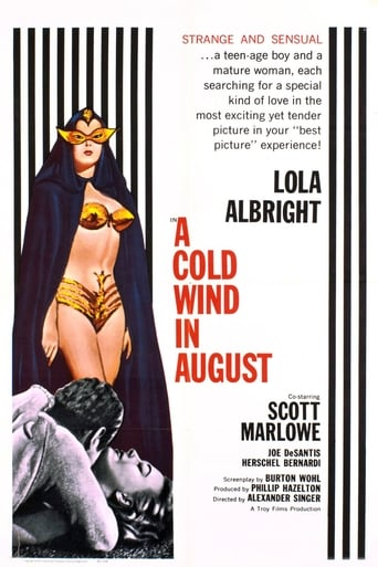 Poster of A Cold Wind in August