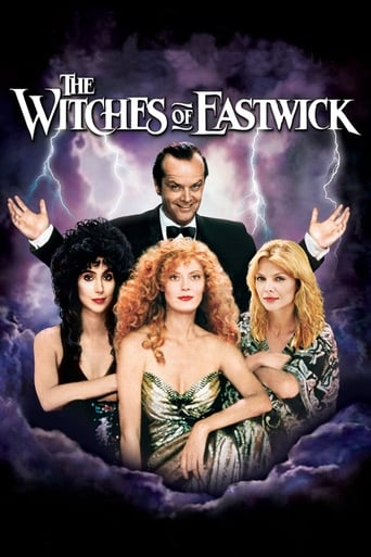 Poster of The Witches of Eastwick