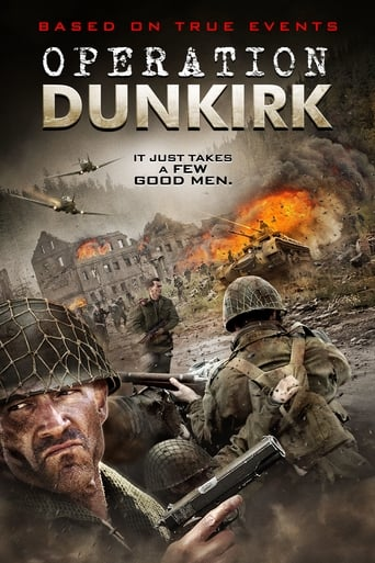 Poster of Operation Dunkirk