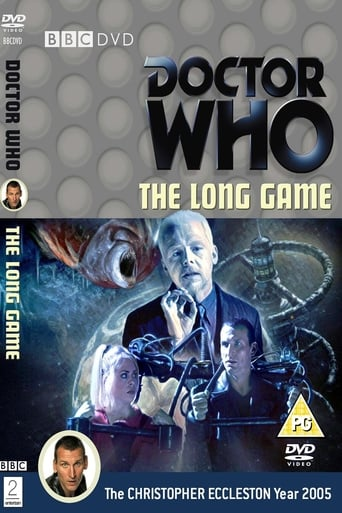 Poster of Doctor Who: The Long Game