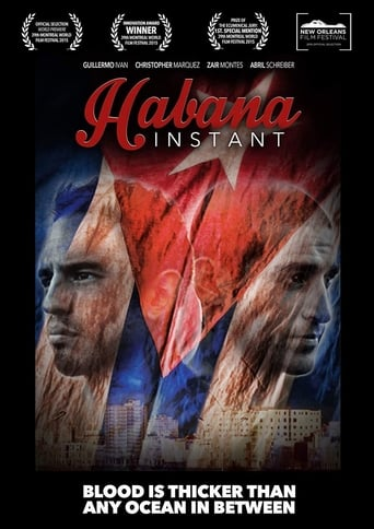 Poster of Habana Instant