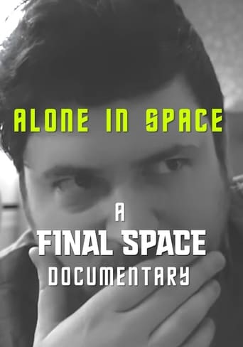 Poster of Alone in Space: A Final Space Documentary