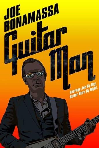 Joe Bonamassa Guitar Man