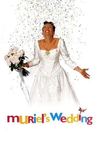 Poster of Muriel's Wedding