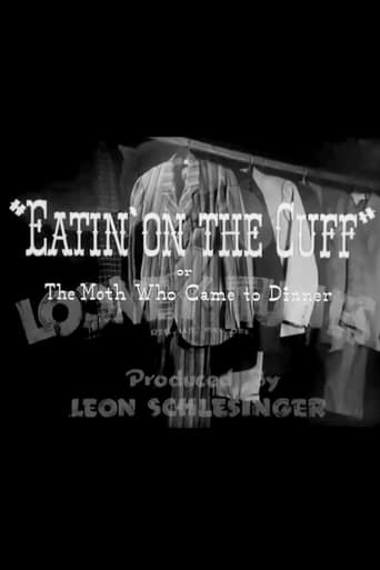Poster of Eatin' on the Cuff or The Moth Who Came to Dinner