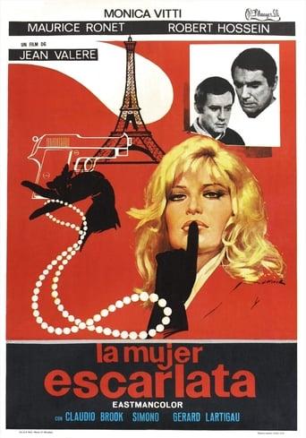Poster of La femme écarlate