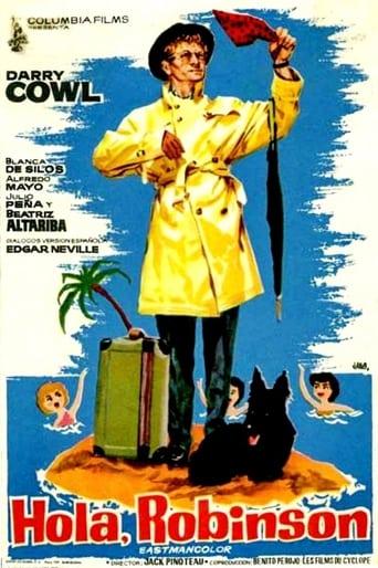 Poster of Robinson et le triporteur