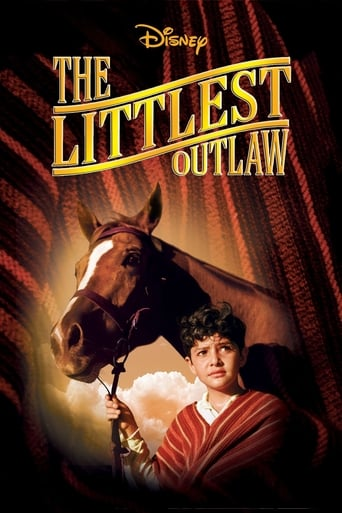 Poster of The Littlest Outlaw