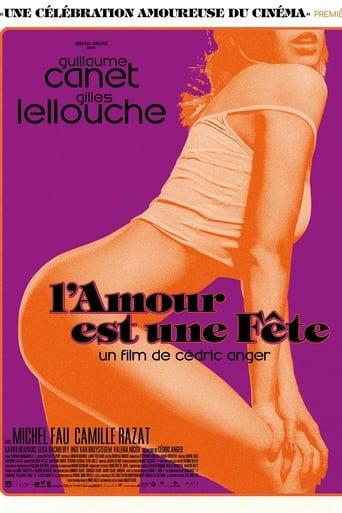 Poster of L'amour est une fête