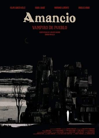 Poster of Amancio, vampiro de pueblo
