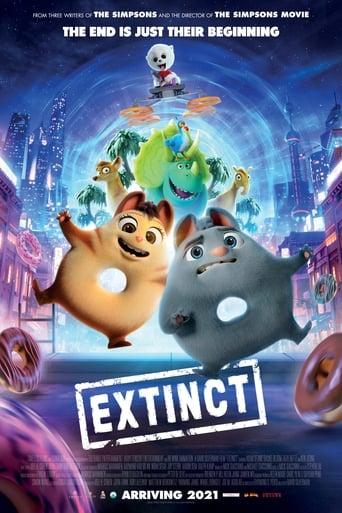 Poster of Extinct