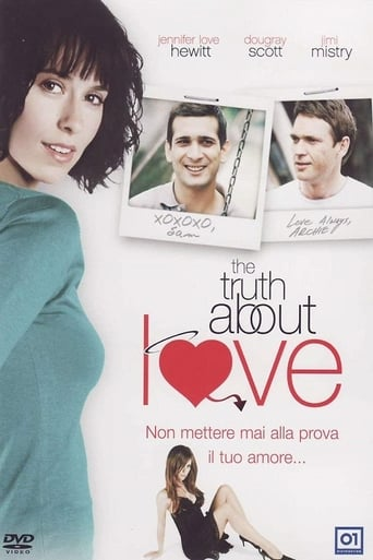 Poster of The Truth About Love
