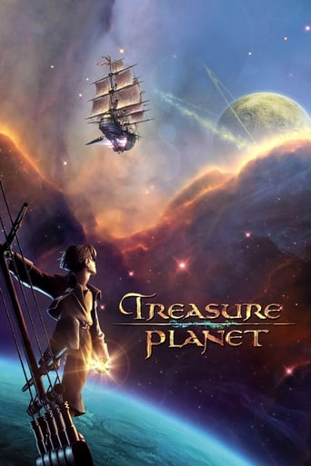 Poster of Treasure Planet