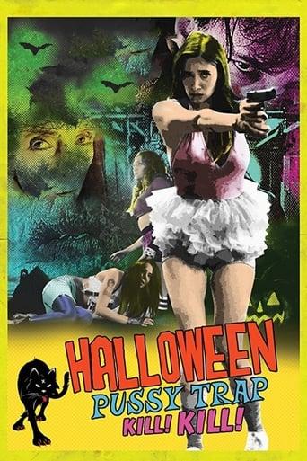 Poster of Halloween Pussy Trap Kill! Kill!