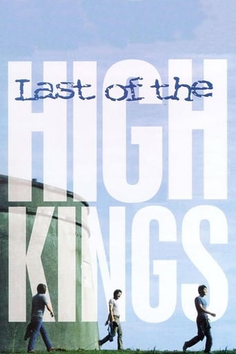 Poster of The Last of the High Kings